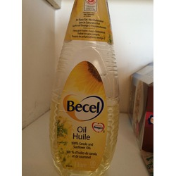 Becel Canola and Sunflower Oil