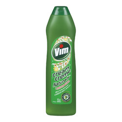 Vim Naturals Cream Cleaner