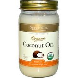 Spectrum Pure Organic Coconut Oil