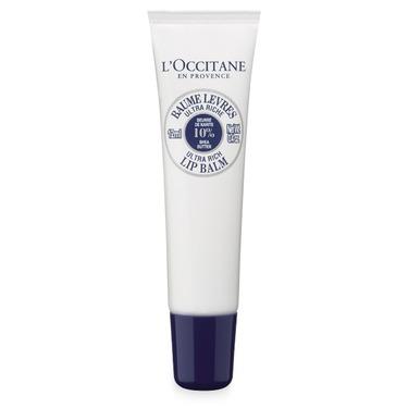 l'occitane shea butter lip balm stick