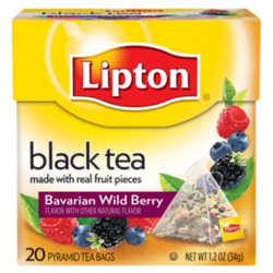 Lipton Bavarian Wild Berry Black Tea