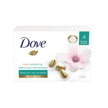 Dove Purely Pampering Pistachio Cream with Magnolia Beauty Bar