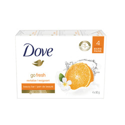 Dove Go Fresh Revitalize Mandarin & Tiare Flower Scent Beauty Bar