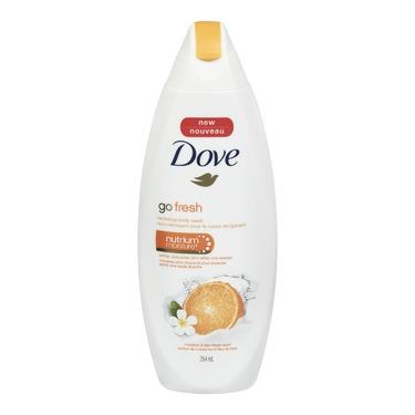 Dove Go Fresh Revitalize Mandarin & Tiare Flower Body Wash