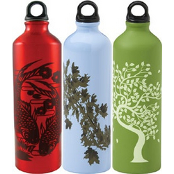 Gaiam Aluminum Water Bottle
