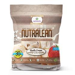 Nutracelle Nutralean Vanilla Cream Protein