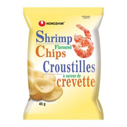 Nongshim Shrimp Flavored Chips