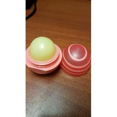 eos Active Protection Lip Balm Smooth Spheres in Fresh Grapefruit SPF 30