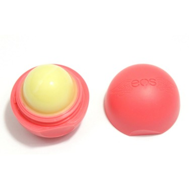 eos Active Protection Lip Balm Smooth Spheres in Fresh Grapefruit SPF 30