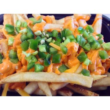 Wendy's Ghost Pepper Fries