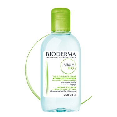 BIODERMA Sebium H2O Purifying Cleansing Micelle Solution