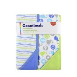 Garanimals hooded towel 2 pack