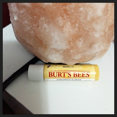 Burt's Bees Coconut & Pear Lip balm
