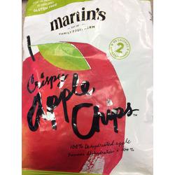 Martin's Crispy Apple Chips