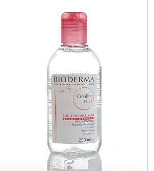 bioderma crealine h2o make up removing micelle solution reviews in makeup chickadvisor. Black Bedroom Furniture Sets. Home Design Ideas