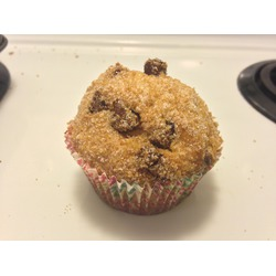 Chocolate Chip Muffins by Janice on AllRecipes.com