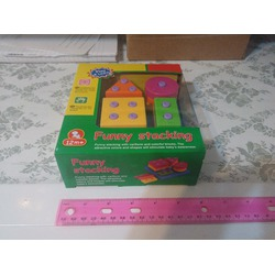 Wishtime Boys Girls Shape Sorting Board