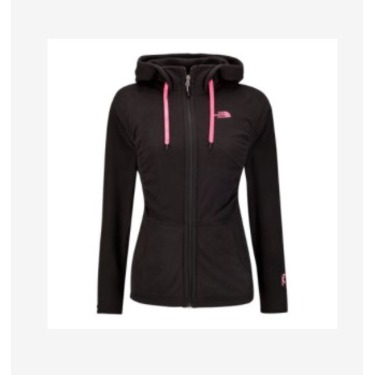 The north face pink ribbon women's hoodie