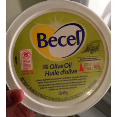 Becel® Olive Oil margarine