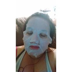 Purlisse white lotus sheet mask