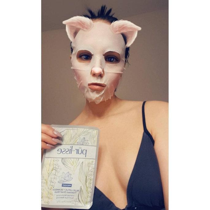purlisse face mask