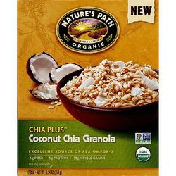 Nature's Path Coconut Chia Granola