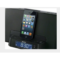 Sony iPod dock alarm clock