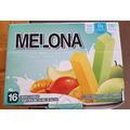 Melona Frozen Bars Honeydew Melon