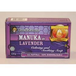 Buncha Farmers Manuka Honey & Lavender Stain Stick