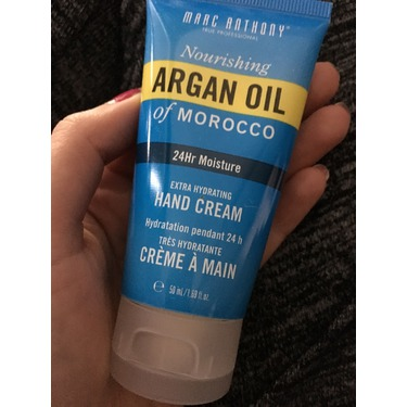 Marc Anthony Nourishing Argan Oil of Morocco extra hydrating Hand Cream