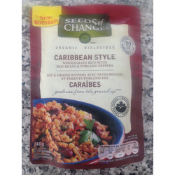 Caribbean Style Rice by Seeds of Change