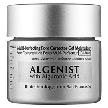 Algenist - Multi-Perfecting Pore Corrector Gel Moisturizer -60ml/2oz Eco Lips - Medicinal Lip Balm Tea Tree Peppermint - 0.15 oz. (pack of 4)