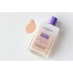 nude magic liquid powder