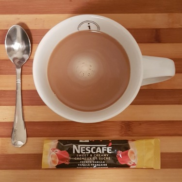 Nescafe Sweet & Creamy French Vanilla Instant Coffee Mix