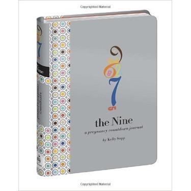 The nine pregnancy countdown journal