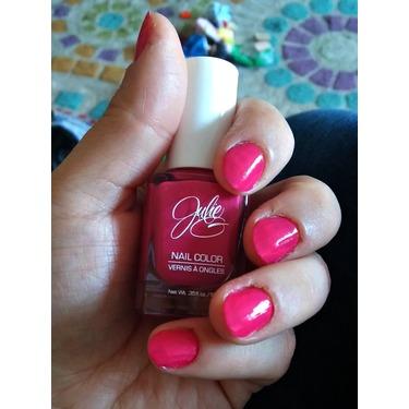 Jesse's Girl Julie G nail polish in Damsel