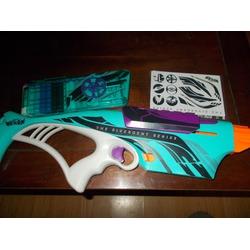 The Divergent Series Allegiant Nerf Rebelle Blaster Dart Gun