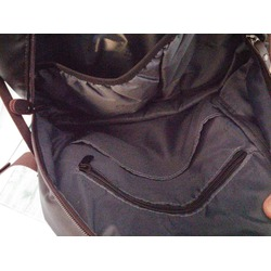 Laptop Backpack - Evecase Waterproof PU Leather School / Daily Backpack