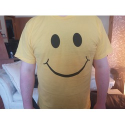 Smiley Face, Cute, Positive, Happy Smile Face Unisex T-shirt