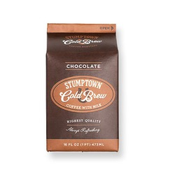 Stumptown Cold Brew Coffee with Milk (Chocolate)