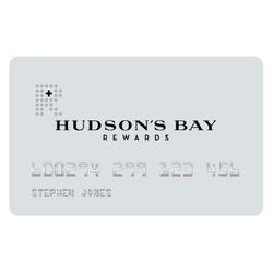 Hudsons Bay Rewards Card