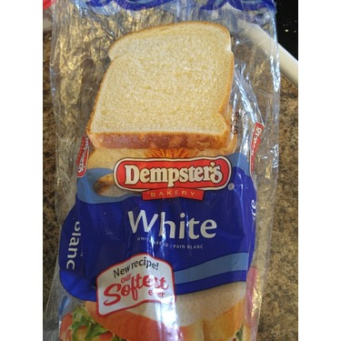 Dempster's White Bread