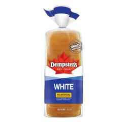 Dempster's White Bread