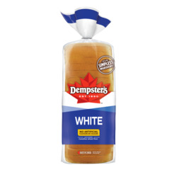 Dempsters White Bread- our softest recipe ever