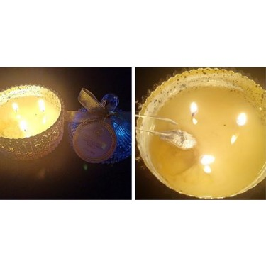 Charmed Aroma Sterling Candle