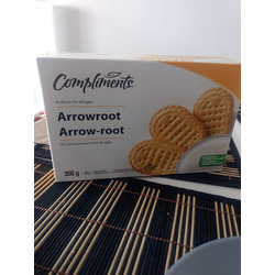 Compliments Arrowroot Cookies