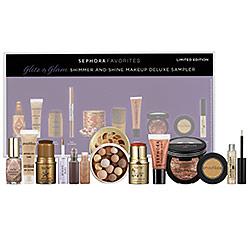 Sephora Favourites: Glitz & Glam Shimmer and Shine Deluxe Sampler