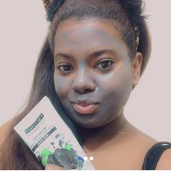 Freeman charcoal and black sugar polishing mask