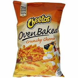 Oven Baked Cheetos
