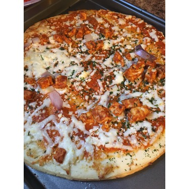 PC World of Flavours Butter Chicken Pizza